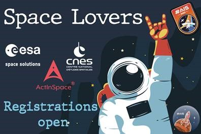 picture for Only a few weeks until ActInSpace 2020 !