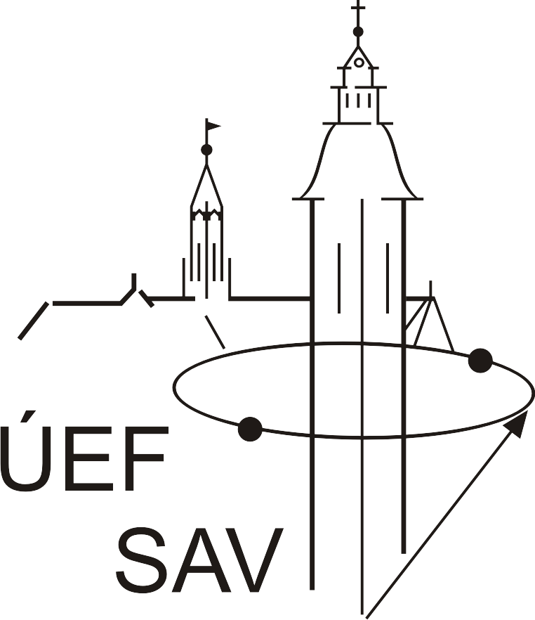 Logo of Ústav experimentálnej fyziky SAV