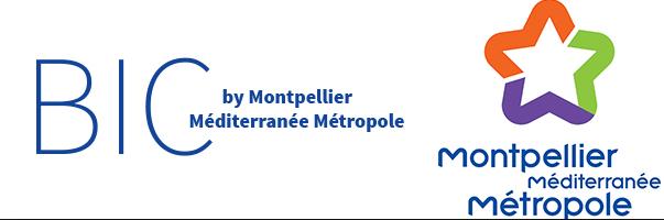 Logo of BIC Montpellier Méditerranée Métropole