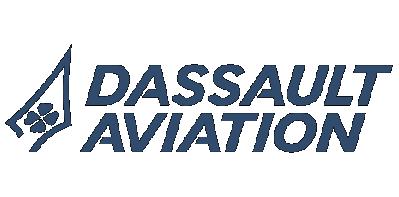 Logo of Dassault Aviation
