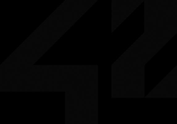 Logo of 42