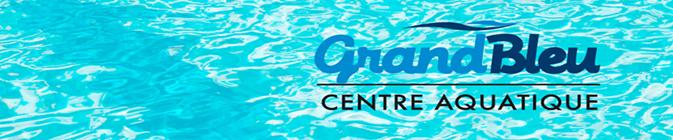 Logo of Centre Aquatique Grand Bleu Cannes La Bocca
