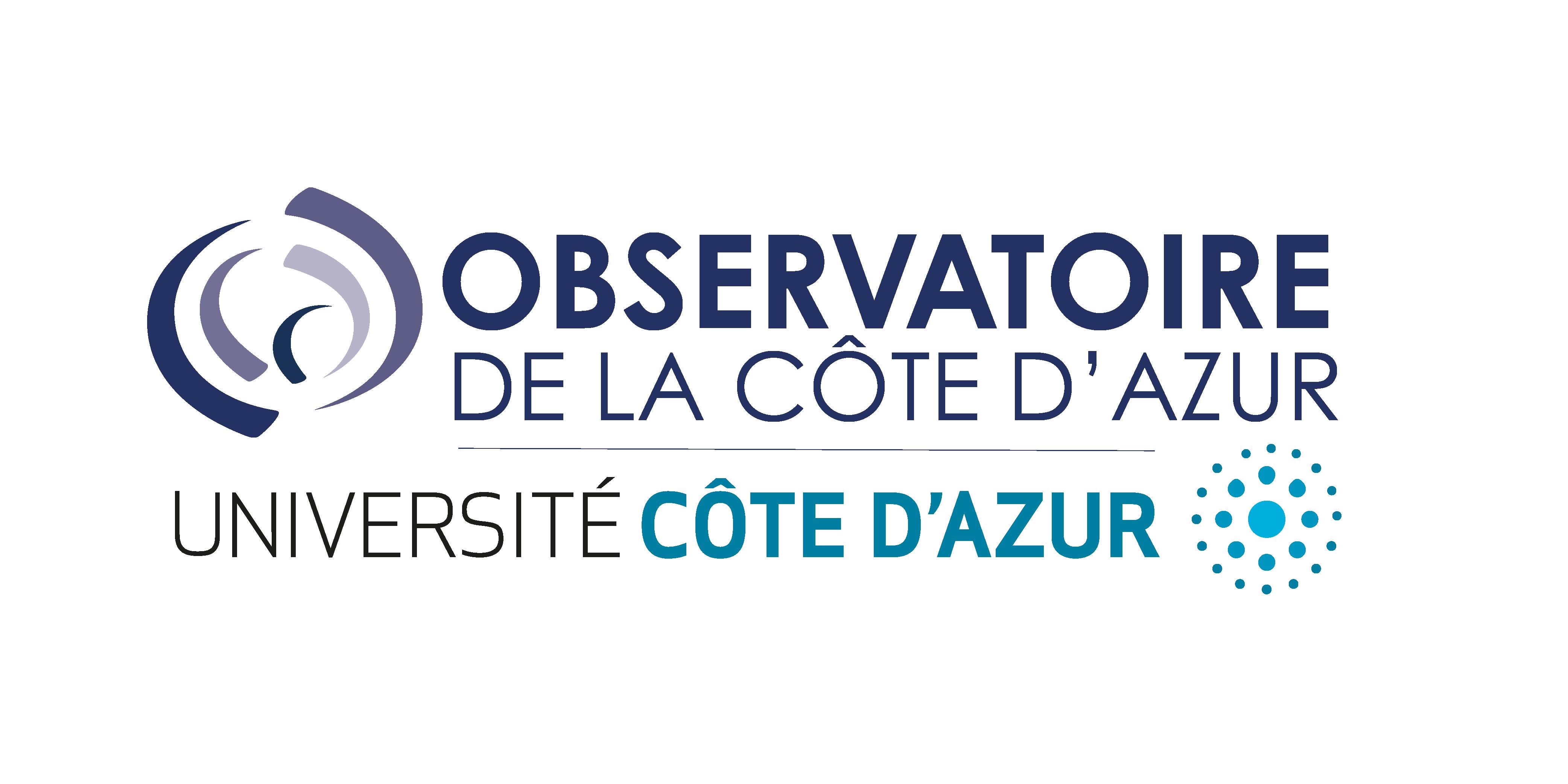 Logo of Observatoire de la Côte d'Azur