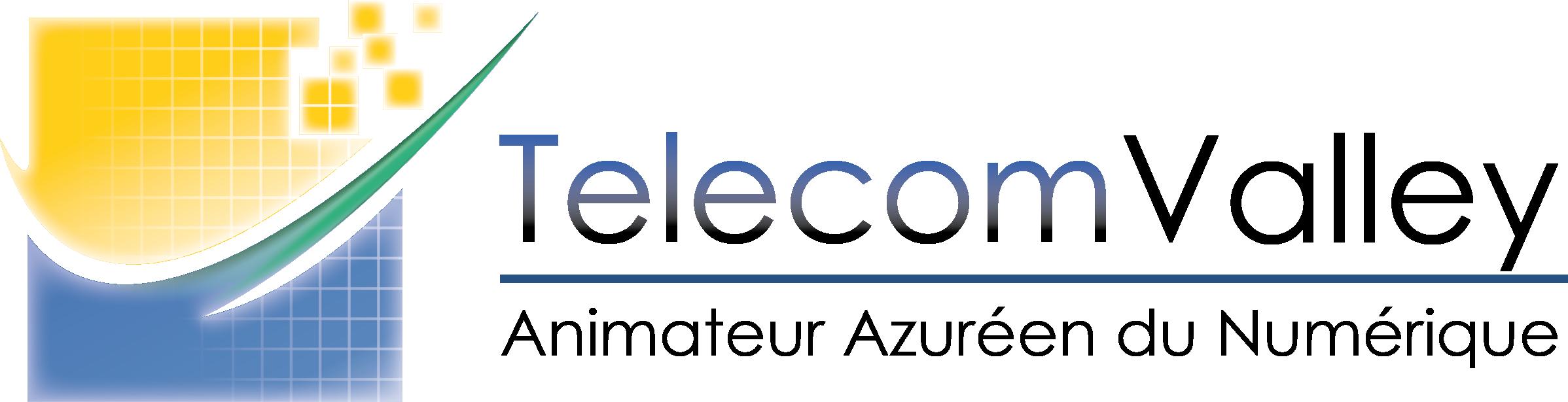 Logo of Telecom Valley