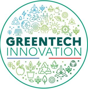 Logo of GreenTech Innovation