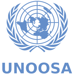 Logo of unoosa