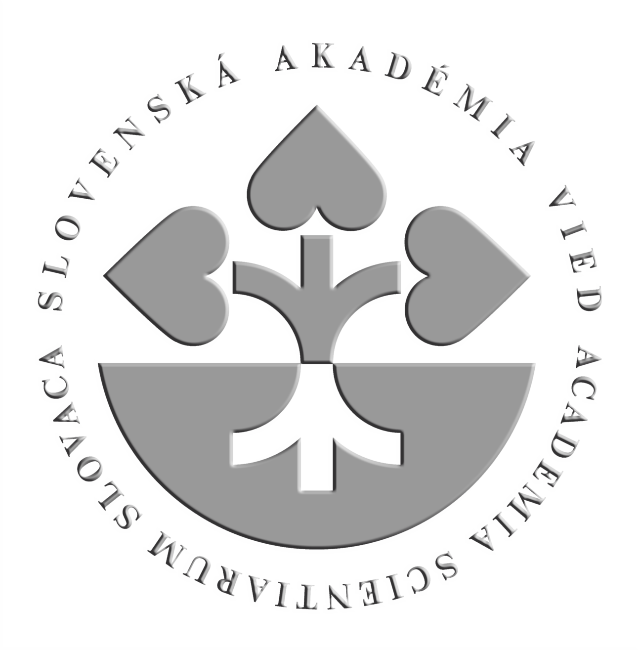 Logo of Slovak Academy of Sciences