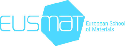 Logo of EUSMAT - European School of Materials
