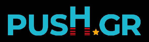 Logo of PUSH.GR