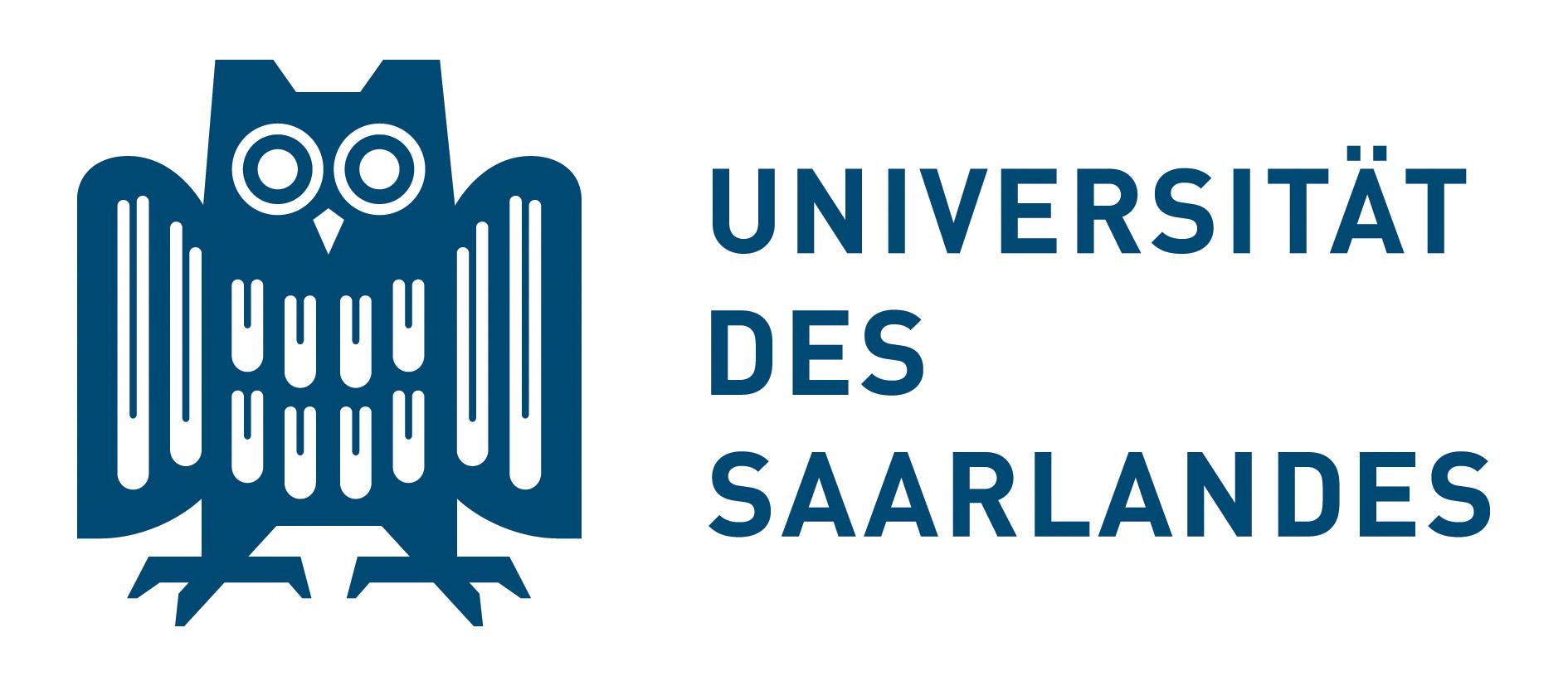 Logo of Universität des Saarlandes