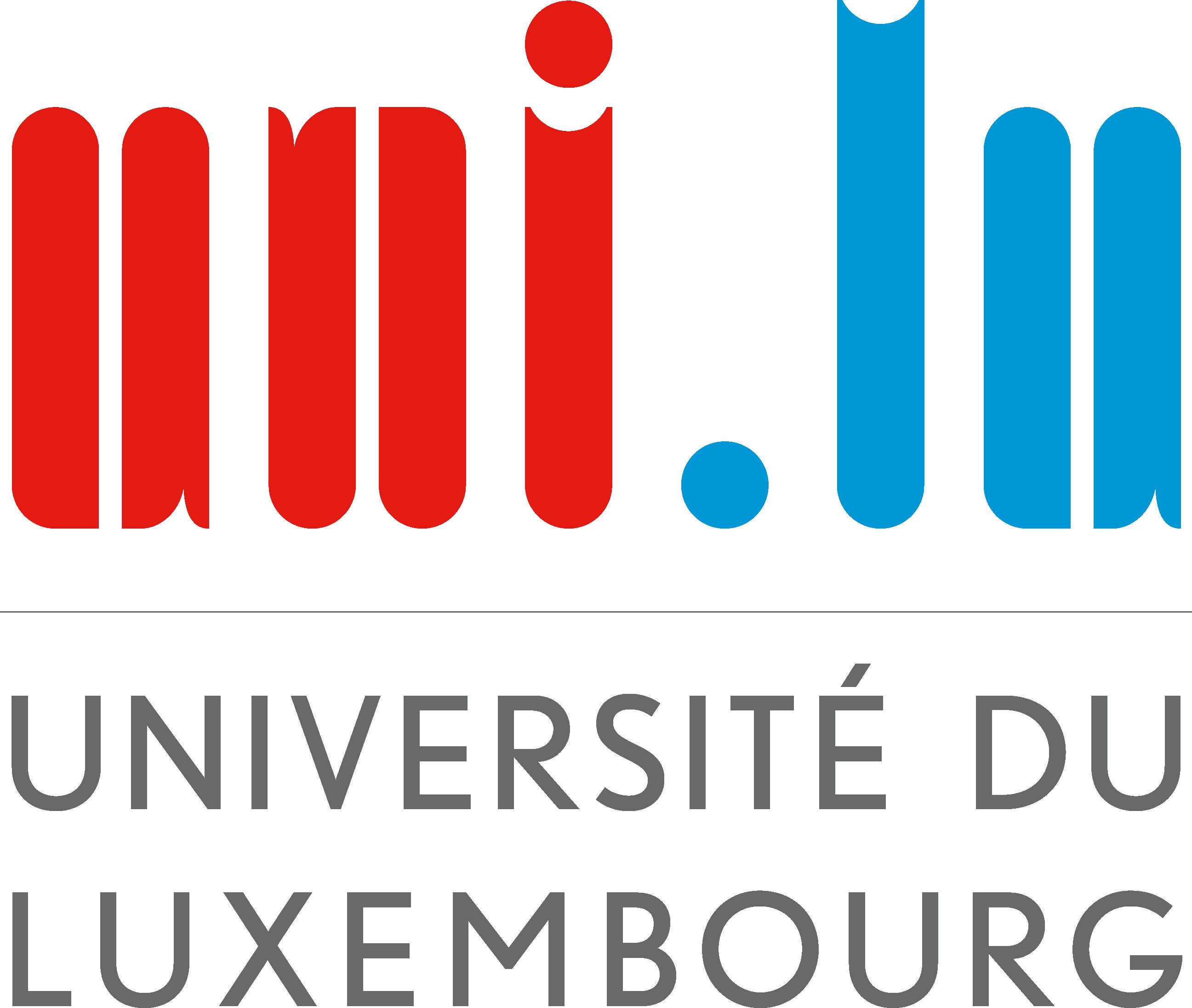 Logo of University of Luxembourg