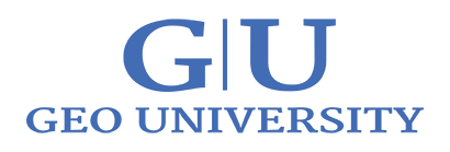 Logo of GEO University