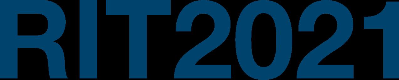 Logo of RIT 2021