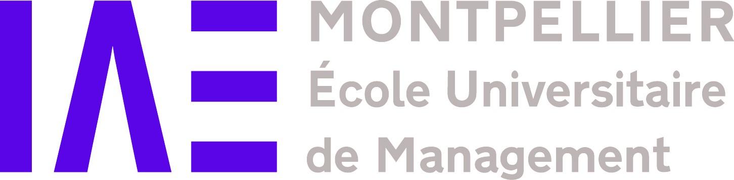 Logo of IAE Montpellier - Ecole Universitaire de Management