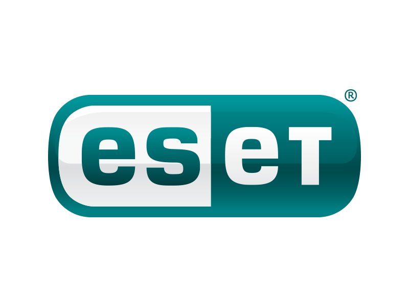 Logo of eset