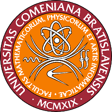 Logo of Faculty of Mathematics, Physics and Informatics