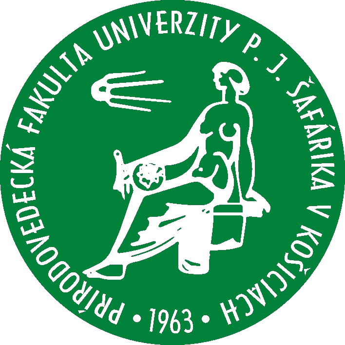 Logo of The Faculty of Science of the P. J. Šafárik University in Košice