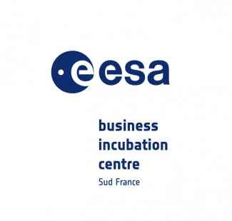 Logo of ESA BIC Sud France