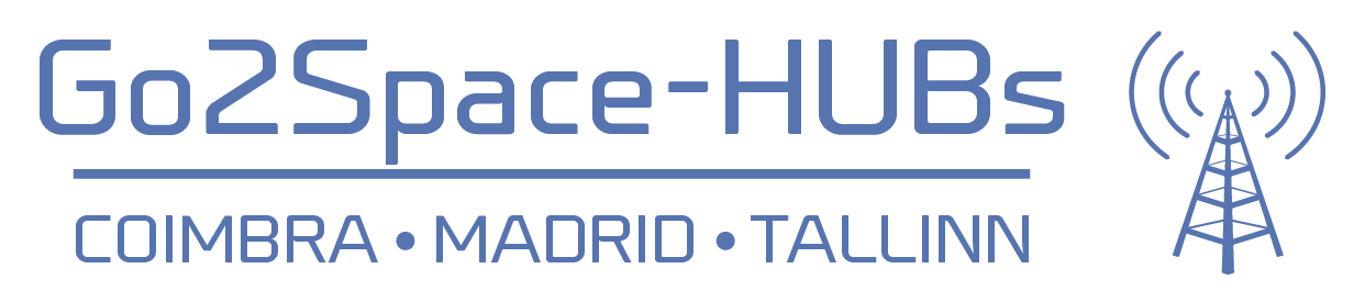 Logo of Go2Space-HUBs