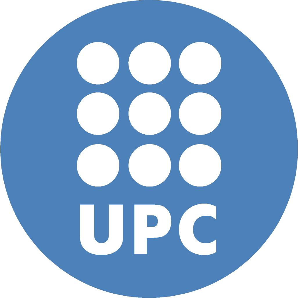 Logo of Universitat Politècnica de Catalalunya (UPC)
