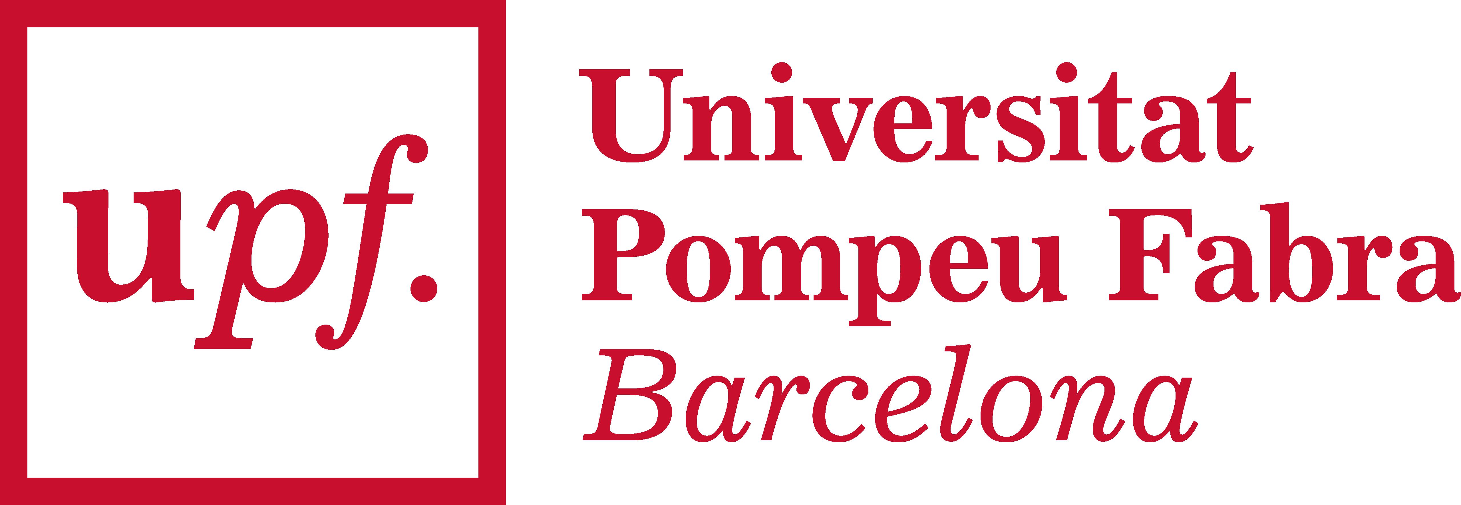 Logo of Universitat Pompeu Fabra