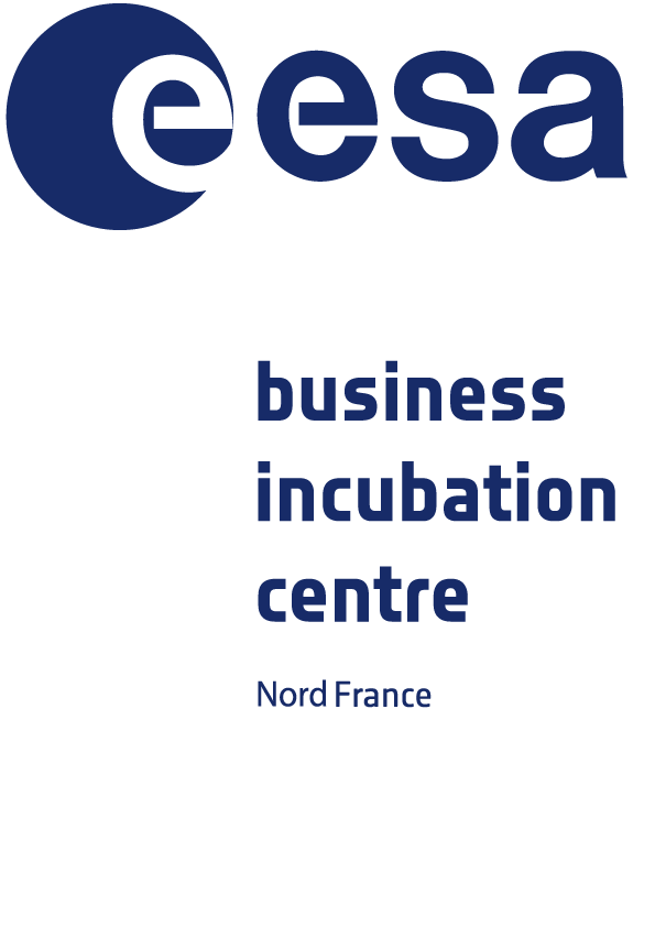 Logo of ESA BIC Nord France