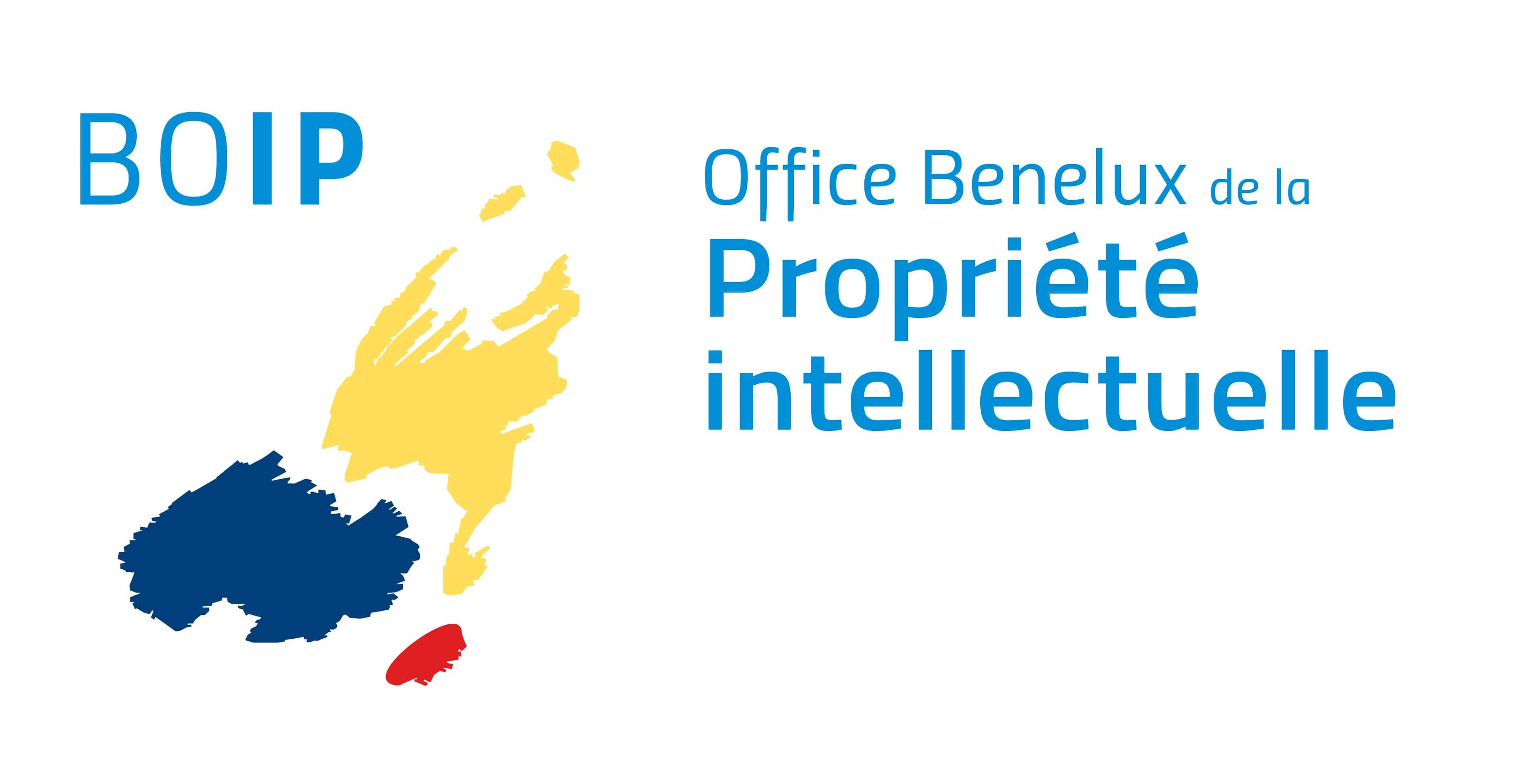 Logo of Office Benelux de la Propriété Intellectuelle – BOIP