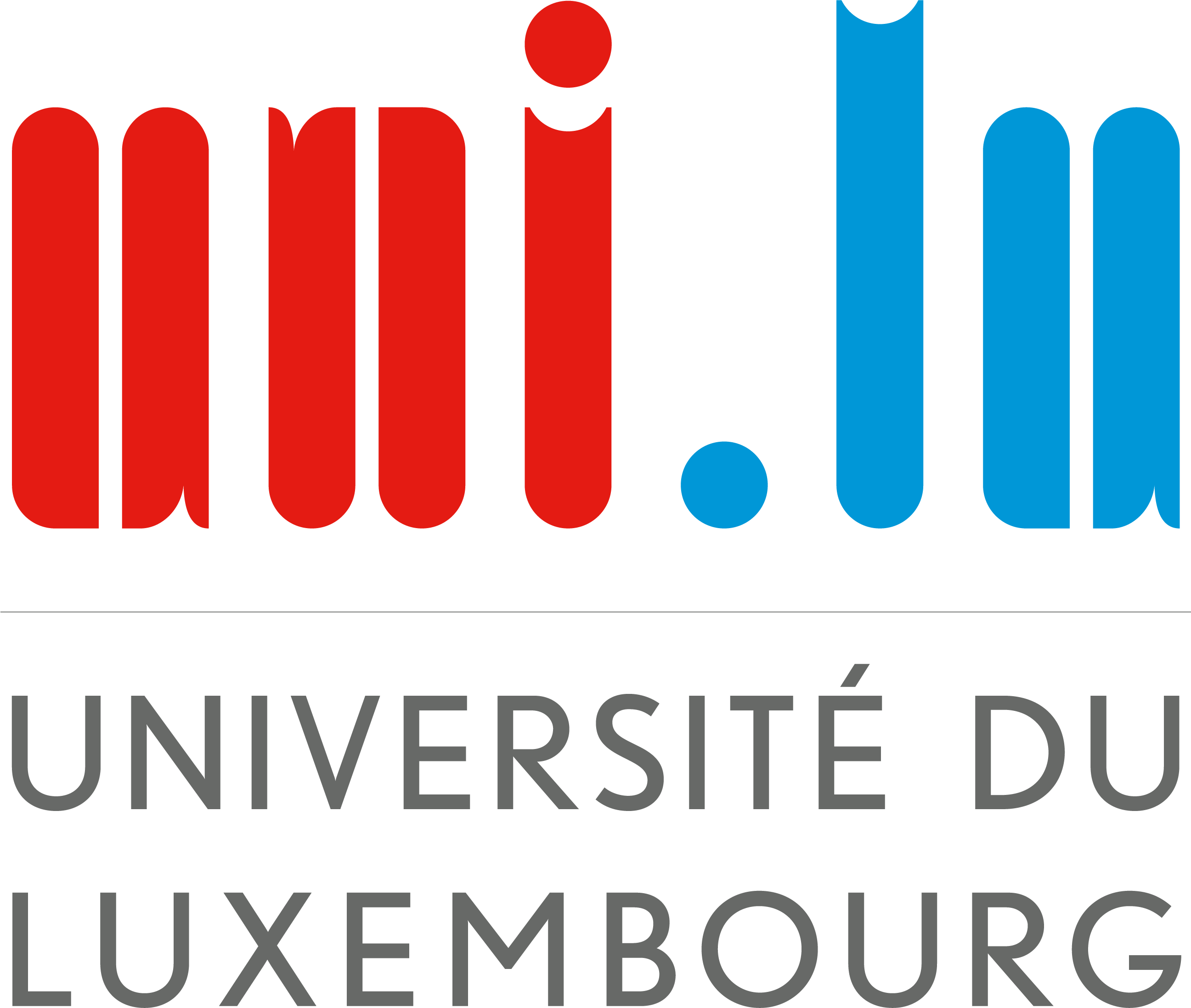 Logo of University of Luxembourg