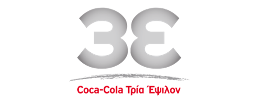 Logo of Coca-Cola Tria Epsilon