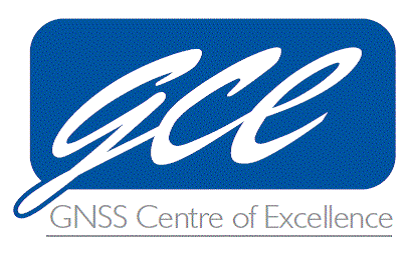 Logo of GNSS Centre of Excellence