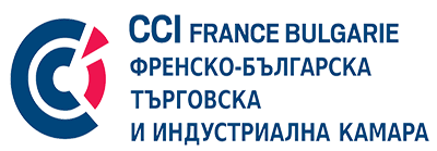 Logo of CCI France Bulgarie